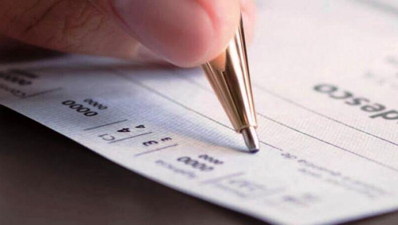 Cheques de qualquer valor serão compensados em um dia útil a partir de amanhã