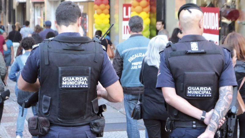 Vereador defende uso da Guarda Municipal de JF na repressão a manifestações