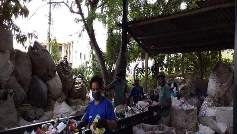 Associações de catadores de MG começam a receber R$ 1,5 milhão do Bolsa Reciclagem