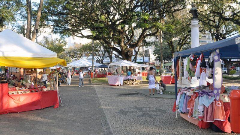 Feiras de economia solidária em Minas Gerais incentivam geração de emprego e renda