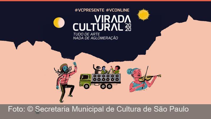 Virada Cultural de SP: Elba Ramalho e Gloria Groove são atrações do domingo