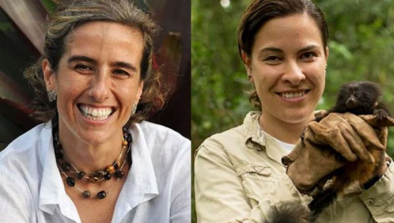 Duas brasileiras ganham maior prêmio de conservação do meio ambiente