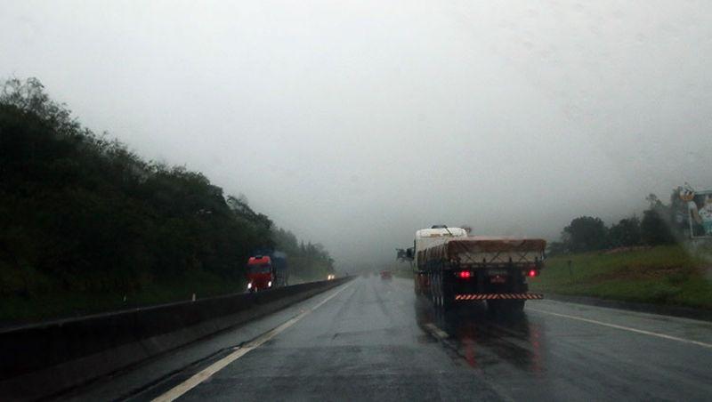 JF está entre as cidades mineiras com alerta de chuva forte nesta sexta