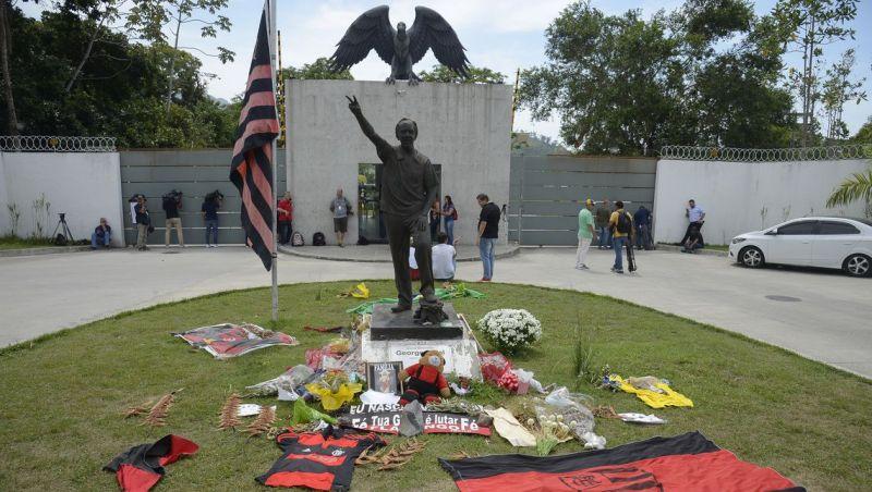 Flamengo: Defensoria Pública diz que falta acordo sobre valores