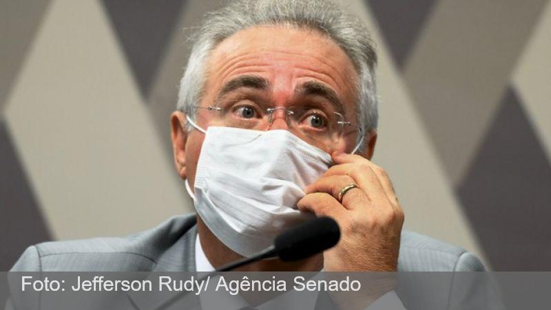 Pazuello calado prejudicaria CPI, diz Renan ao STF