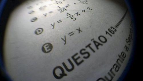 Prova de matemática tem ficado mais difícil; saiba o que esperar