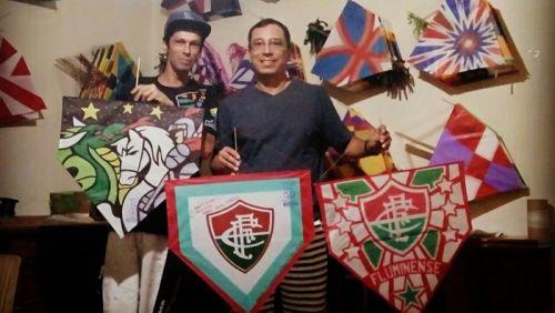 'Pipeiros' cariocas exportam pipas para diversos países
