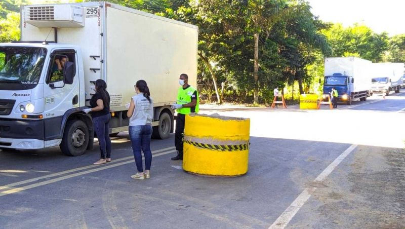 Manutenção de barreiras sanitárias em Viçosa é prorrogada e Prefeitura inicia nova fase de adaptação