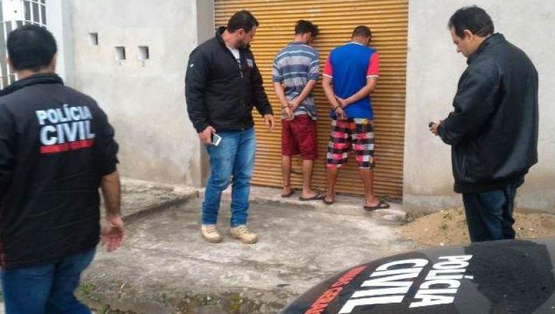 PF contabiliza centenas de presos na Operação Anjos da Lei