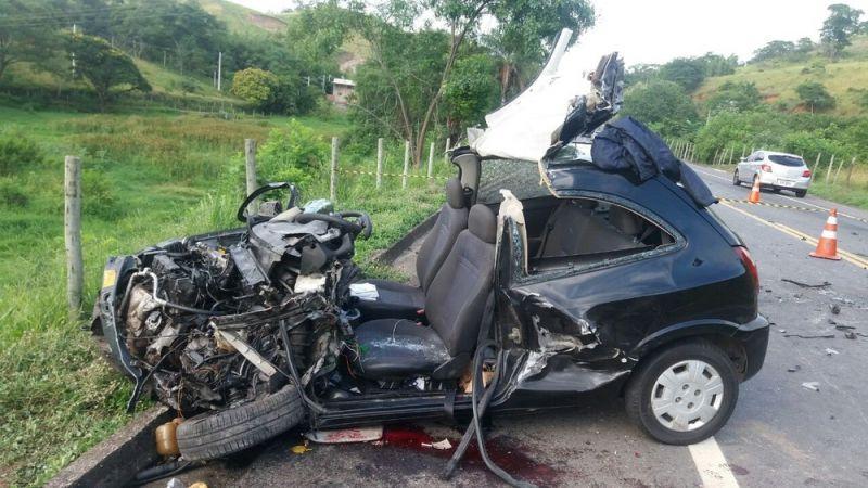 Cai número de mortos nas estradas federais de acesso ao Rio de Janeiro