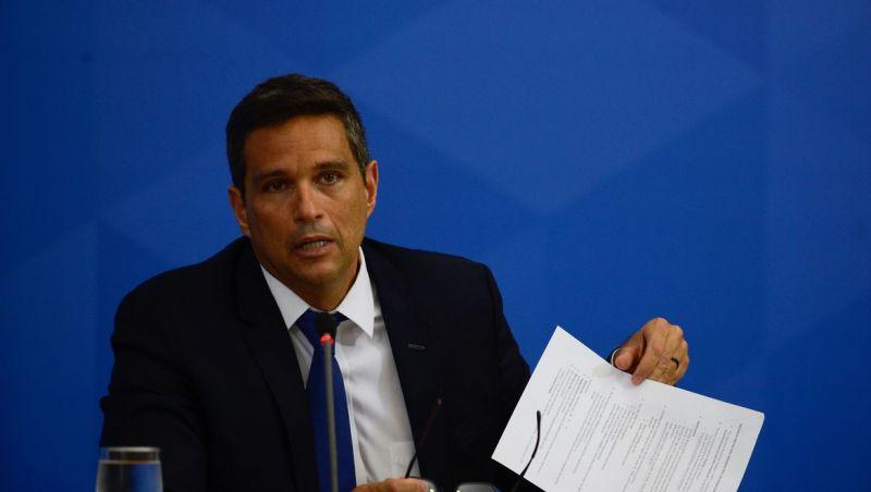 Campos Neto tentará convencer senadores do orçamento de guerra