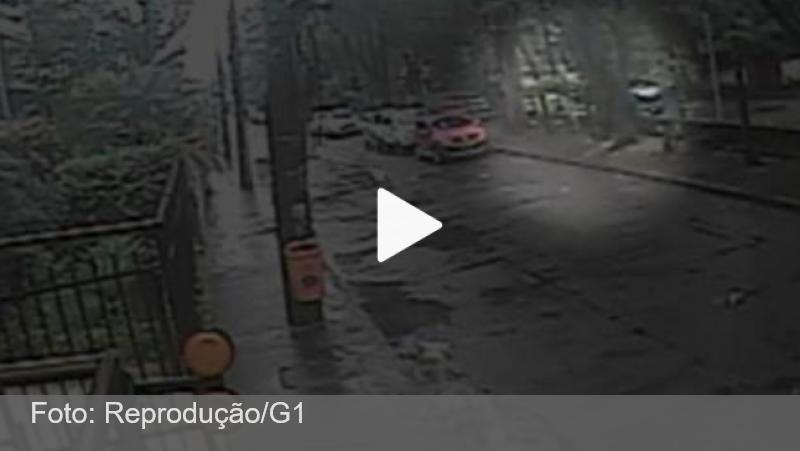 Vídeo mostra momento em que o cirurgião Claudio Marsili é assassinado no Rio