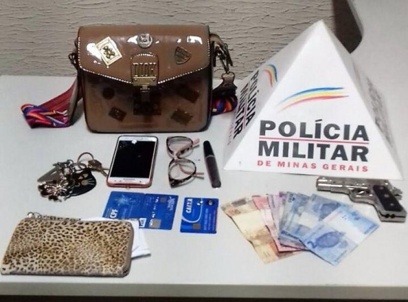 Polícia Militar age rápido e prende dois suspeitos de furto em Cataguases