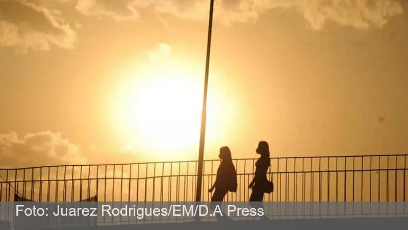 MG com calor do Nordeste? Projeção indica efeitos do aquecimento global