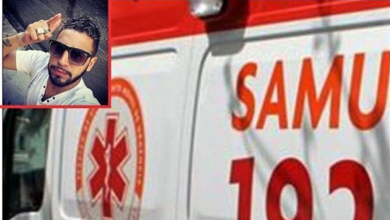Morre rapaz encontrado desacordado na estrada para Santana de Cataguases