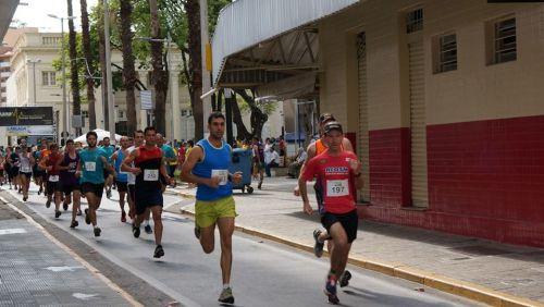 Com pastel de milho de brinde, competidores participam de corrida especial em Itajubá