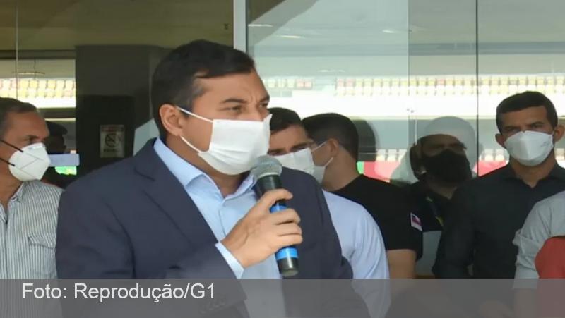 Com hospitais superlotados e sem oxigênio, pacientes de Covid-19 do Amazonas serão transferidos para outros 6 estados, diz governador