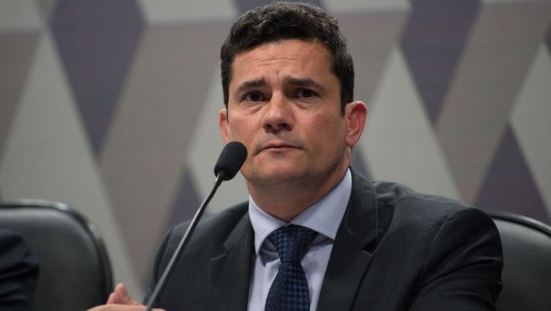 Publicada exoneração de Sergio Moro no Diário Oficial da União