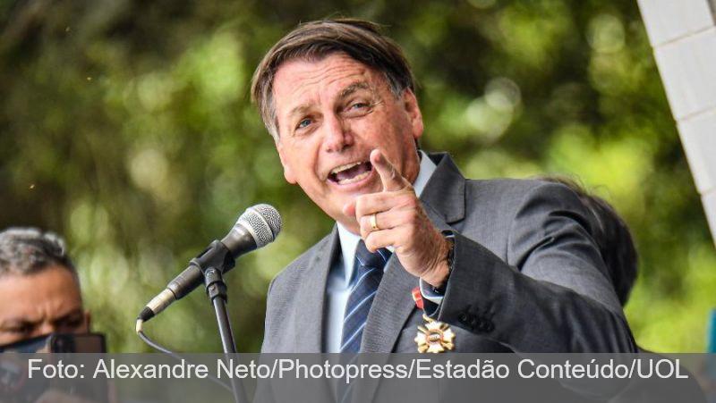 Sem provas, Bolsonaro põe em dúvida número de mortos por covid-19