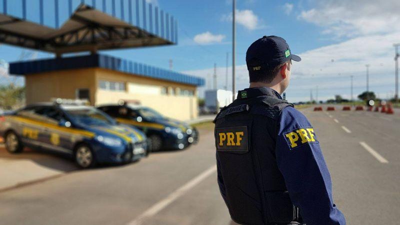 PRF prende dois homens com 37kg de cocaína na BR-040