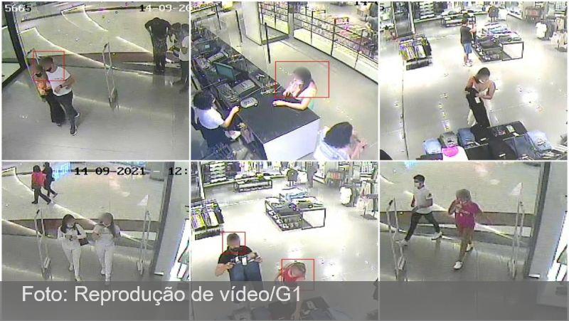 Loja anunciava 'Zara zerou' em alto-falante como código para indicar presença de cliente 'suspeito' em Fortaleza, diz delegado-geral