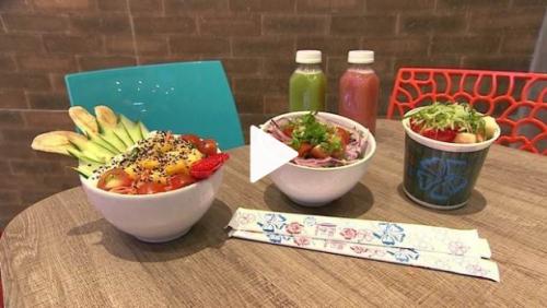 Comida havaiana é tendência e faz sucesso no setor de gastronomia