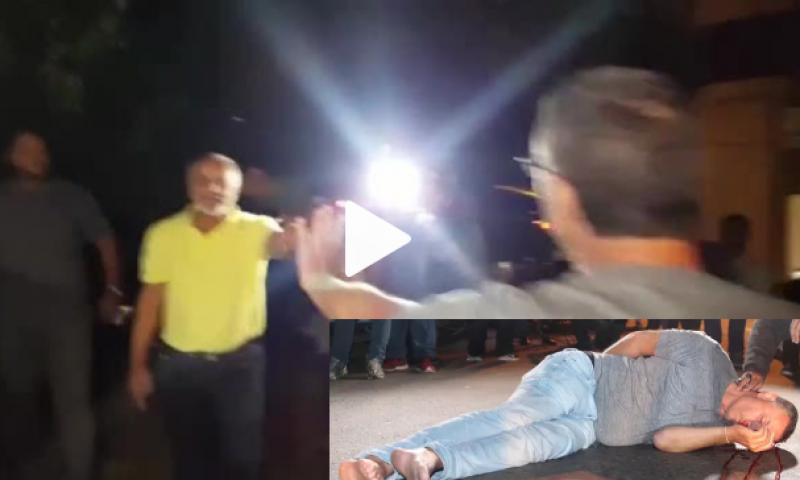 Justiça nega HC e mantém prisão de ex-vereador e filho por agressão em frente ao Instituto Lula