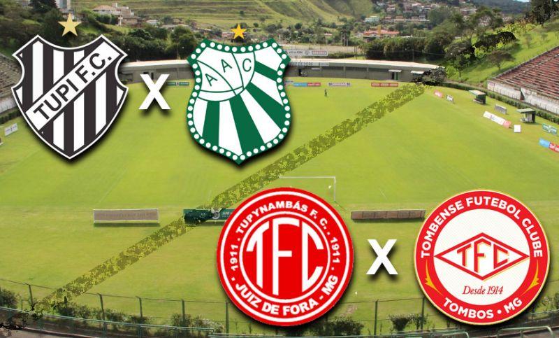 Estádio Municipal 'Radialista Mário Helênio' recebe dois jogos neste final de semana