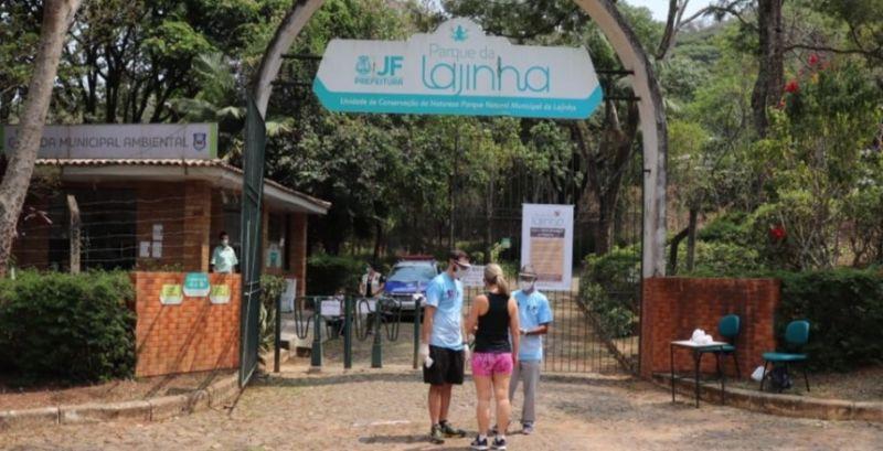 JF: Parque da Lajinha terá número de visitantes e funcionamento ampliados em novembro