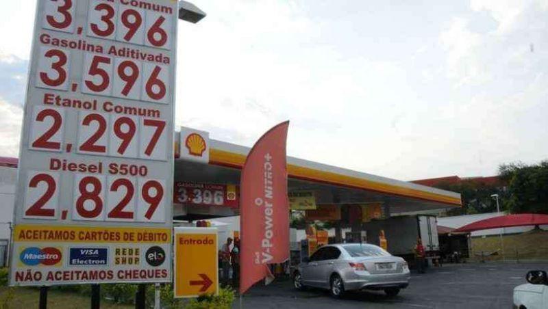 Etanol segue valendo mais a pena que gasolina em Minas