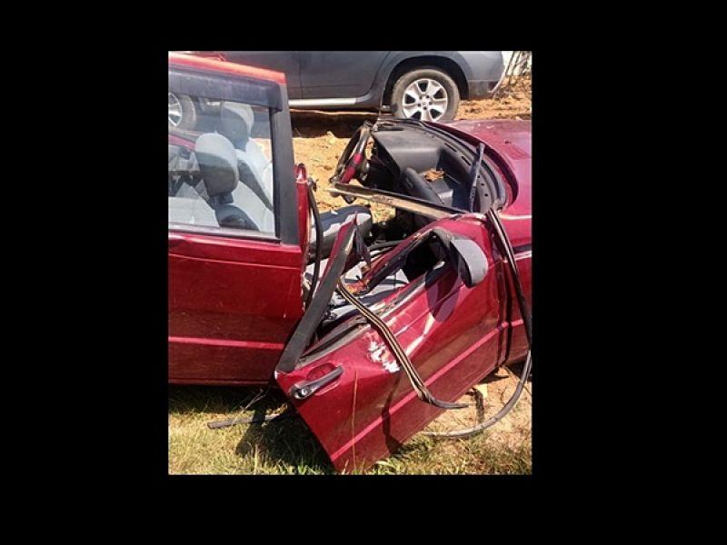 Condutor morre após capotar seu veículo na MGC-265 em Rio Pomba