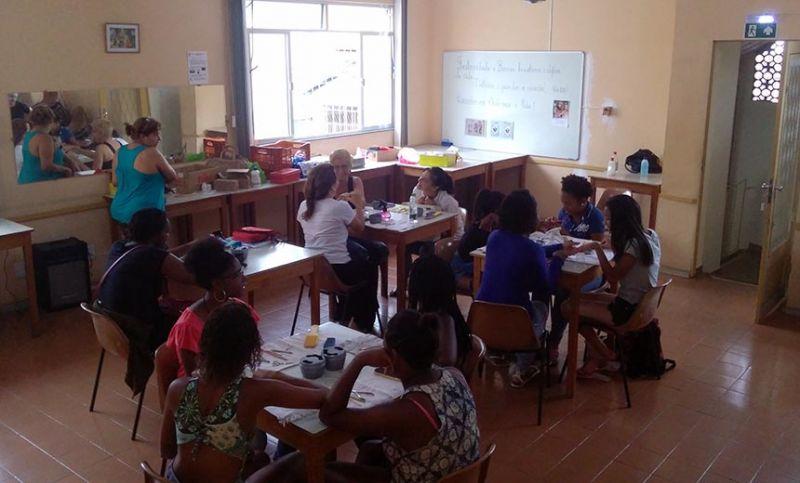 Associação São Vicente de Paulo oferece atividades e cursos para a comunidade