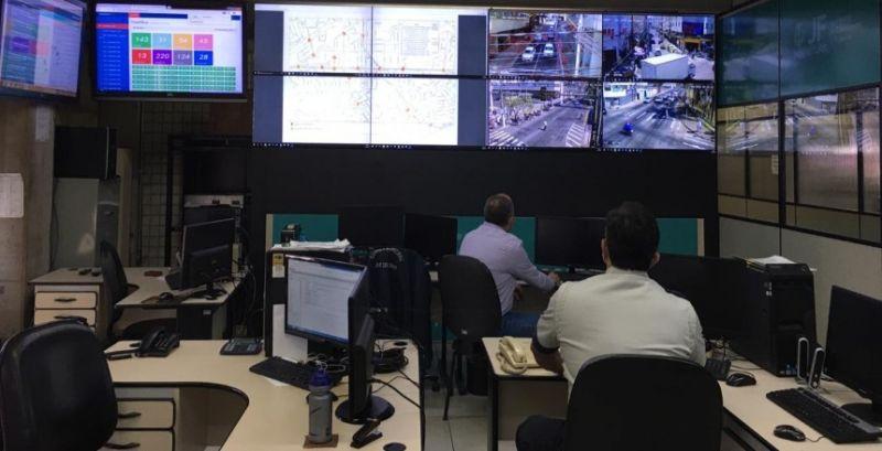 Settra/JF disponibiliza novas câmeras de fiscalização e monitoramento de trânsito