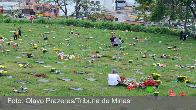 Finados deve reunir mais de 20 mil pessoas nos cemitérios de Juiz de Fora