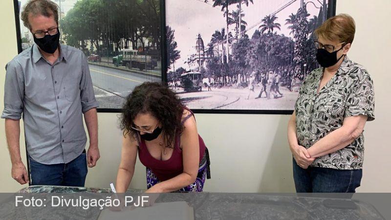 JF: Prefeita Margarida Salomão empossa secretária de Transportes e Trânsito