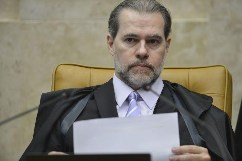 Toffoli revoga decisão sobre relatórios da Receita Federal