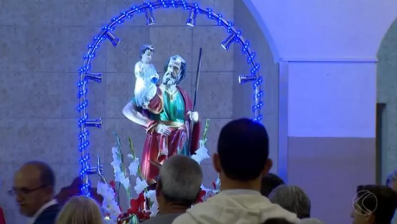 Católicos celebram padroeiro dos viajantes e motoristas em Juiz de Fora