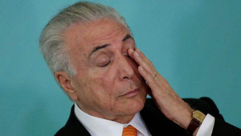 Temer vai a São Paulo se encontrar com advogados