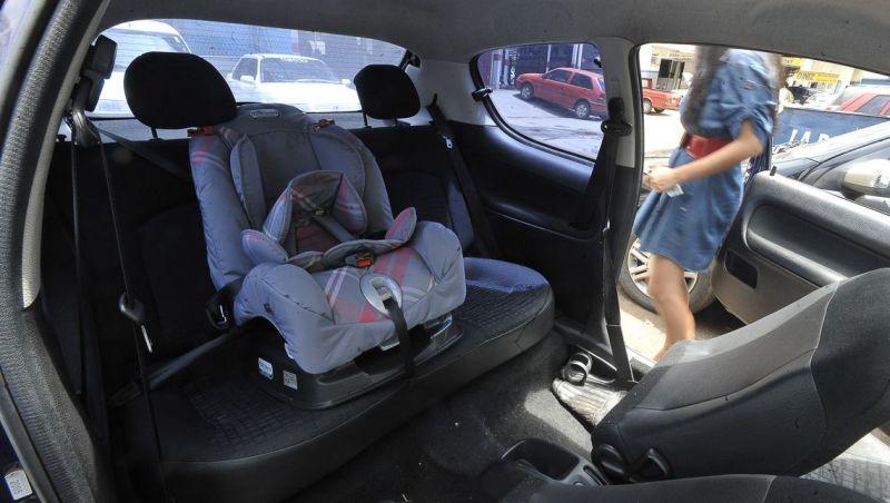 Internações e mortes de crianças em acidentes de trânsito caem
