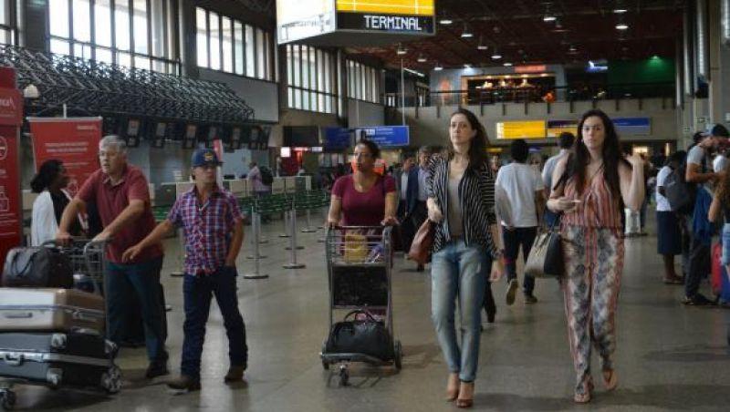 Pedidos de vistos crescem 48% nos países beneficiados por sistema eletrônico