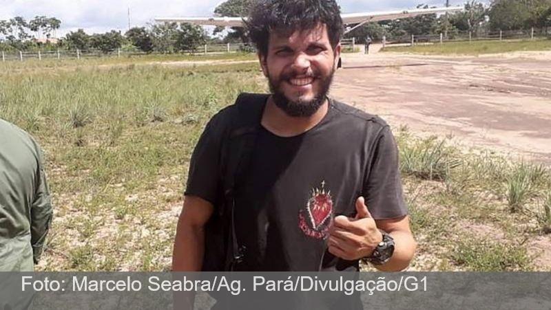 Após resgate em área isolada de floresta, chega a Santarém piloto que ficou desaparecido 36 dias no Pará; VÍDEO