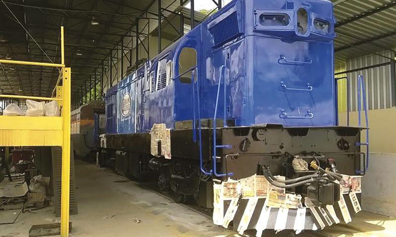 Trem turístico Rio-Minas já está 60% concluído
