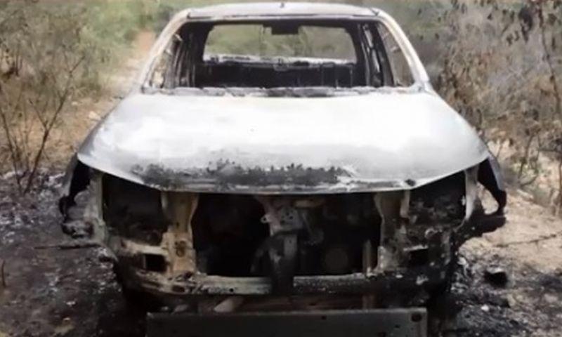 Corpo carbonizado achado em carro é de delegado que sumiu após viagem na Bahia, diz Polícia Civil