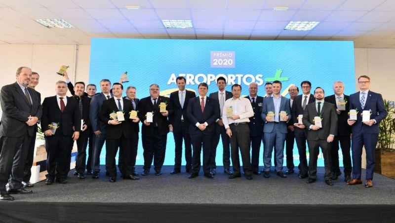 Prêmio de melhor aeroporto do país sai para terminais de 4 cidades