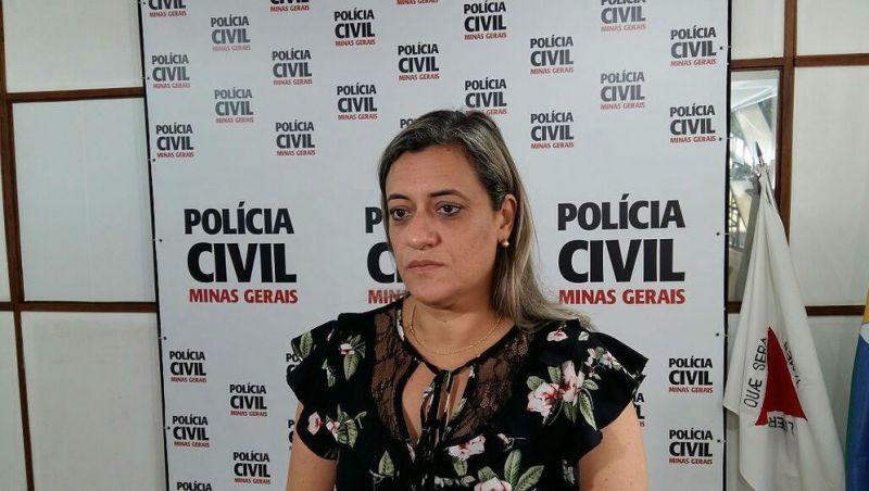Delegada Patrícia Ribeiro é dispensada da chefia do 4° Departamento de Polícia Civil de Juiz de Fora