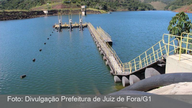 Período de estiagem acende alerta sobre níveis de reservatórios e uso consciente da água em Juiz de Fora