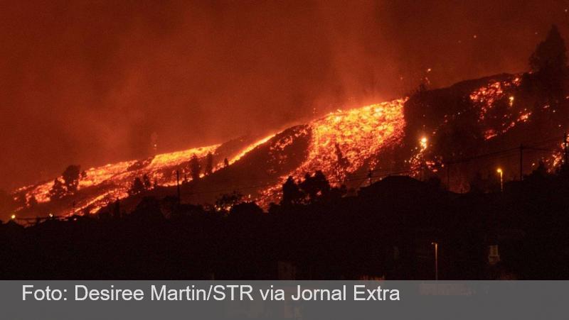 Risco de tsunami no Brasil segue remoto após erupção em La Palma; ressacas seriam mais prováveis