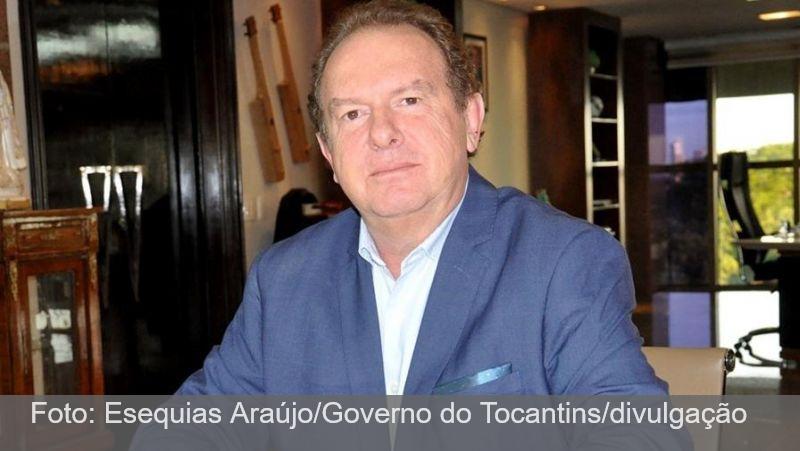 Governador do Tocantins é alvo de operações da Polícia Federal