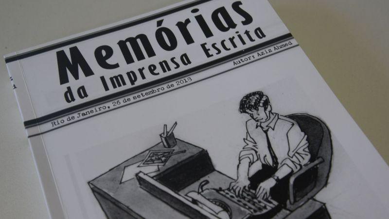 Livro com histórias de jornalistas relata episódios inusitados