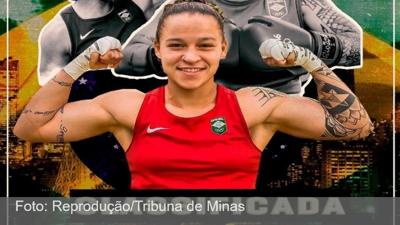 JF: Beatriz Ferreira tem vaga confirmada na Olimpíada de Tóquio 2020